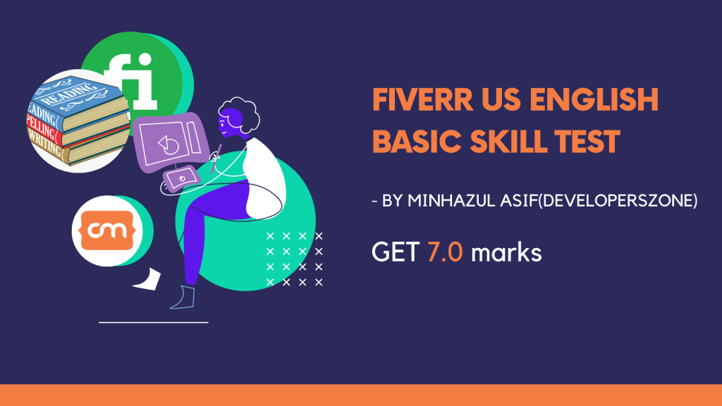 Fiverr English Test answers