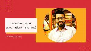 woocommerce automation(mailchimp)