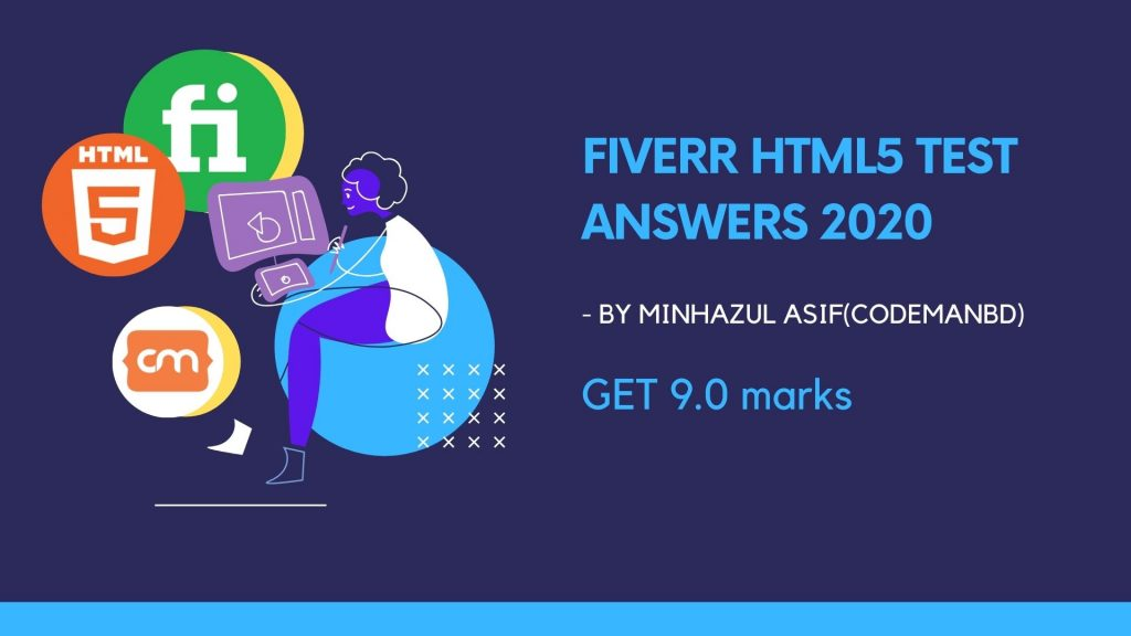 Fiverr HTML5 Test Answers
