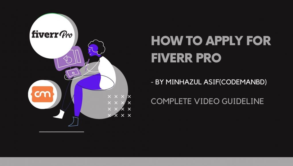 How To Apply For Fiverr Pro Live Video guideline to apply