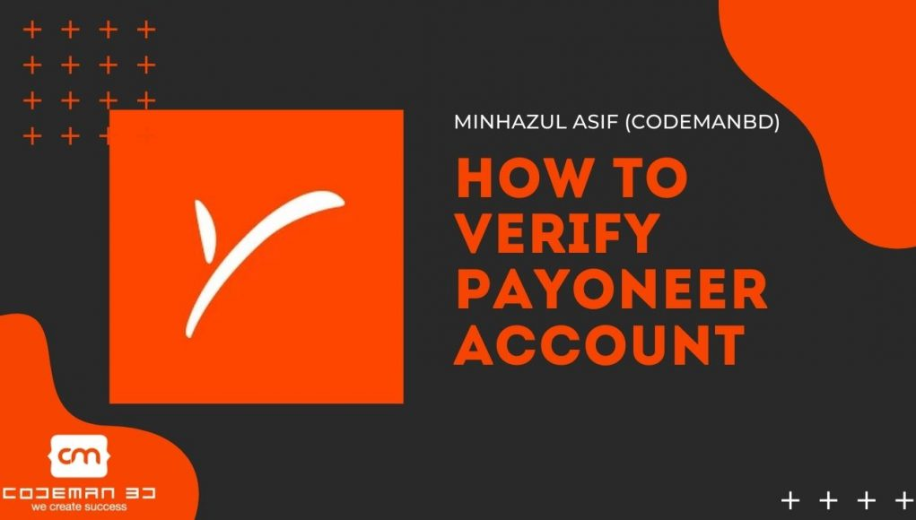 How to verify payoneer account with your business information