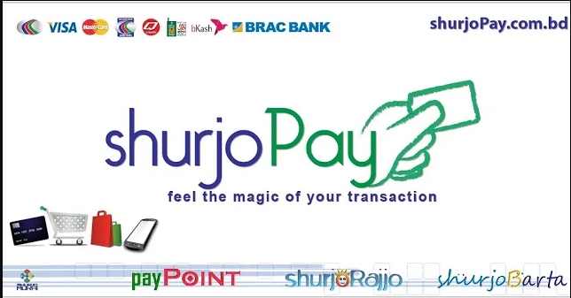 How to integrate Surjo Pay/SSL Commerz/ Aamar Pay payment gateway