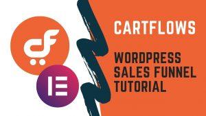 CartFlows sales funnel | wordpress sales funnel